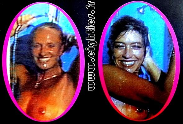 Véronique et davina émission gym tonic Générique des années 80