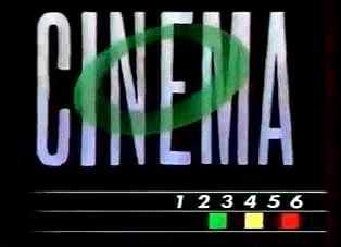 JINGLE cinema annees 80 canal plus