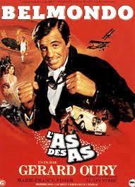 l as des as Belmondo premier film canal plus annees 80