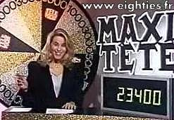 sophie favier maxitete canal + 1985