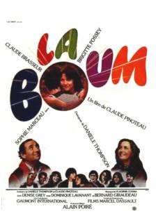 années 80 film la boum affiche sophie marceau
