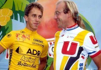années 80 80's eighties sport cyclisme velo Laurent fignon