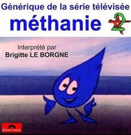 zeltron, methanie, méthanie, dessin animé, edf, gdf, electricité, gaz de france, années 80, 80's, eighties, mascotte, emblème, porte clé, figurine, autocollant, tv, télé, télévision