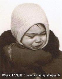 années 80 annes 80 80's eighties cagoule bonnet supplice mode traumatisme enfance k-way tricot ecole école