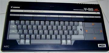 ordinateur console msx informatique années 80 cartouche jeux