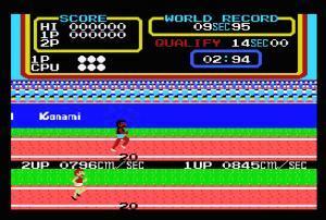ordinateur console msx informatique années 80 cartouche jeux logo