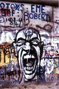 années 80 80's actu actualités 1989 mur de berlin allemagne chute wall est ouest libération