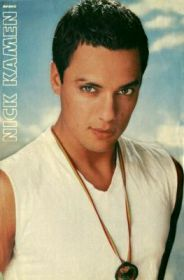 années 80 80's Top50 Marc Toesca nick kamen levis i promises myself madonna each time you break my heart beau gosse
