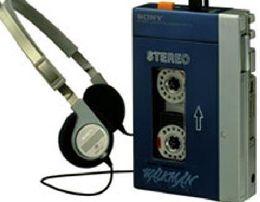 Années 80 80's walkman sony musique baladeur balladeur wlakmen casque stéréo cassette brandt kitsch kitch fun