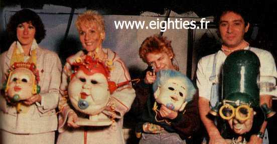 annees, années, 80, 80's, eighties, feuilleton, emission, les, botes, bottes, famille, robots, robot, TF1, lucie, Robot, objets, vivants, vie, nostalgie, enfance, humour, les, bottes, bots