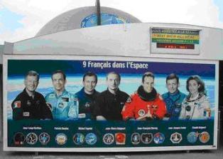 années, annees, 80, cosmonautes, jean, loup, chretien, patrick, baudry, conquete, espace, spatiale, navette
