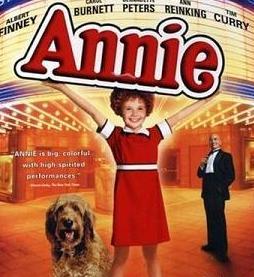 le film annie la petite orpheline