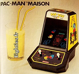 Table Top Pacman Pac Man