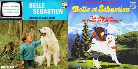 Belle, Sebastien, dessin animé, années 80, eighties, 80's, Belle et sebastien, souvenirs, nostalgie, Espagne, cécile Aubry
