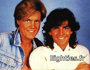 Annees, années, 80,80's, eighties, modern, talking, thomas, anders, dieter, bohlen, top50, Top, 50, Marc, Toesca, Canal,+, Canal, +, musique, hit, parade, nostalgie, kitsch, kitch,
