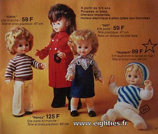 ANNEES 80, 80, 70, 70's, 80's, catalogue, depliant jeux, jouets, nouvelles, galeries, nostalgie, voitures, poupees, peluches, ile aux enfants, casimir, goldorak, vintage, collection