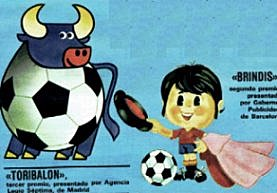 ANNEES 80, 80's, eighties, mascottes, coupe du monde, foot, football, Pique, naranjito, Ciao, Gauchito, juanito, willie, Tip et tap, world cup, soccer, souvenirs, nostalgie