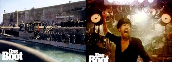 ANNEES, 80, 80's, eighties, Das-boot, le bateau, film, ciné, CINEMA, movie, Reich, navires, guerre, war, souvenirs, nostalgie