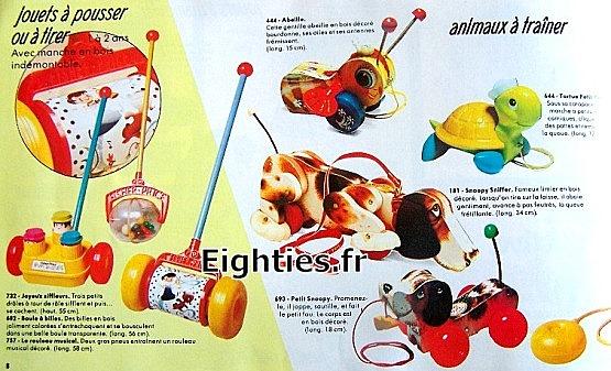ANNEES 70, ANNEES 80, 80's, eighties, Fisher Price, jouets, catalogue, livret, jeux, enfance, nostalgie, vintage, ancien, souvenir, souvenirs, trentenaires, collection