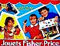 ANNEES 70, ANNEES 80, 80's, eighties, Fisher Price, jouets, catalogue, livret, jeux, enfance, nostalgie, vintage, ancien, souvenir, souvenirs, trentenaires, collection