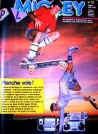 ANNEES 80, 80's, eighties, sport, skate, skate board, planche à roulettes, 70, 70's, skate 79, panini