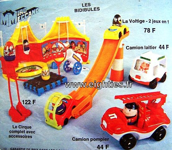 ANNEES 80,80's, eighties, catalogue, jeux, jouets, Noël, enfants, souvenirs, nostalgie, 1980, La samaritaine, cergy, bidibules