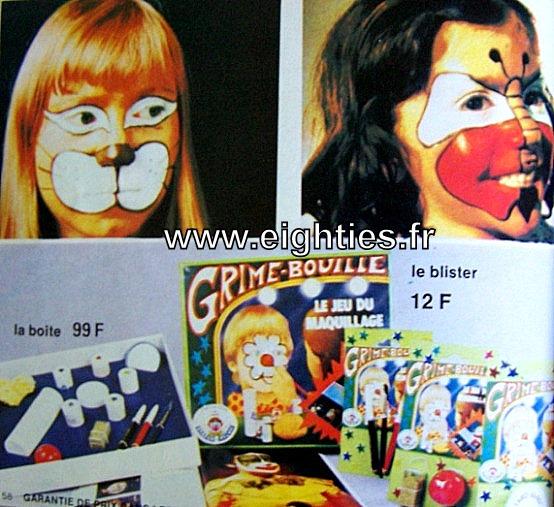 ANNEES 80,80's, eighties, catalogue, jeux, jouets, Noël, enfants, souvenirs, nostalgie, 1980, La samaritaine, cergy