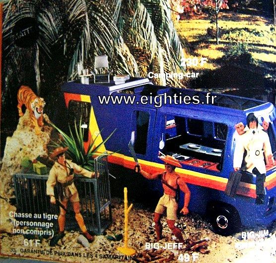ANNEES 80,80's, eighties, catalogue, jeux, jouets, Noël, enfants, souvenirs, nostalgie, 1980, La samaritaine, cergy,big jim