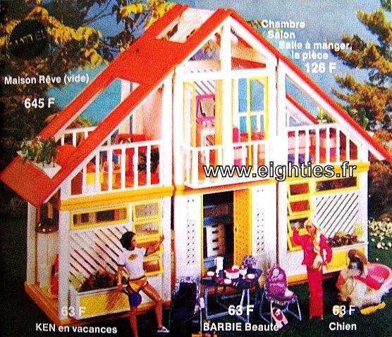 ANNEES 80,80's, eighties, catalogue, jeux, jouets, Noël, enfants, souvenirs, nostalgie, 1980, La samaritaine, cergy, maison, barbie