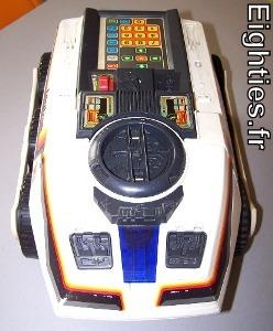 ANNEES 80, 80's, eighties, Big trak, bigtrak, big track, MB, jouet, tank, éléctronique, souvenirs, nostalgie, trentenaires, jouets
