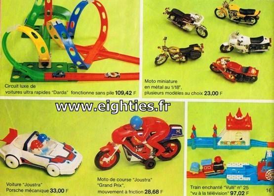 ANNEES 80, 80's, Eighties, catalogue, jeux, jouets, continent, magasins, hypermarchés, supermarchés, nostalgie, souvenirs, Noël, 1981 vulli
