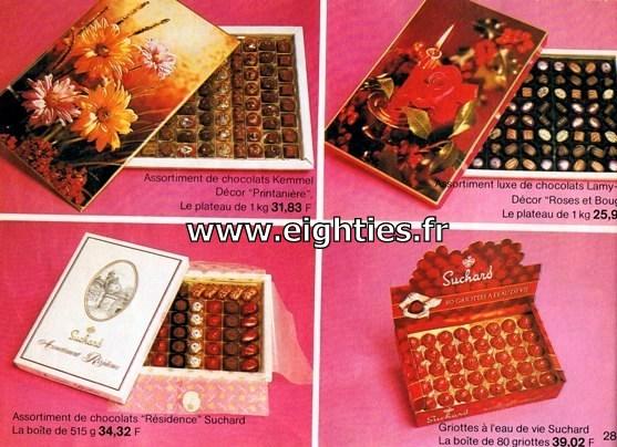 ANNEES 80, 80's, Eighties, catalogue, jeux, jouets, continent, magasins, hypermarchés, supermarchés, nostalgie, souvenirs, Noël, 1981, chocolats