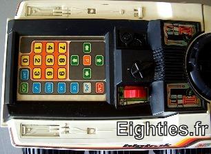 ANNEES 80, 80's, eighties, Big trak, bigtrak, big track, MB, jouet, tank, éléctronique, souvenirs, nostalgie, trentenaires,