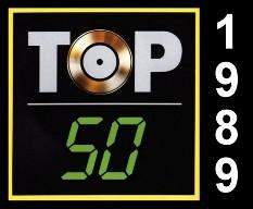 Années 80, 80's, eighties, 1989, Top50, Top 50, Marc Toesca, Musique, Hit-parade, souvenirs, tubes, nostalgie
