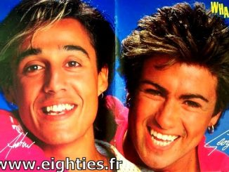 Années 80, 80's, eighties, George Michael, Andrew Ridgeley, wham, musique, top 50, Marc toesca, hit, souvenir, nostalgie