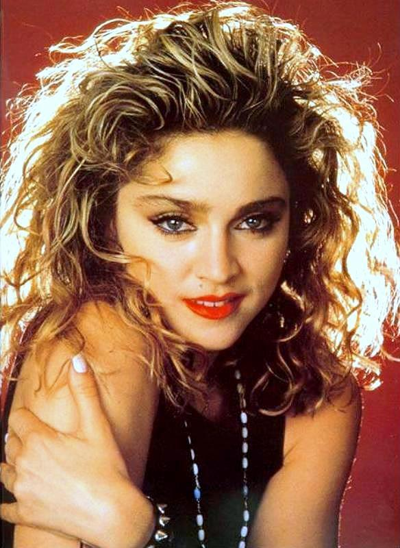 how to style 80s hair madonna album photos des 233 es 80 eighties 1218