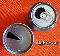 annees 80, 80's, eighties, canettes, boissons, boisson, vintage, soda, coca, orangina, sprite, souvenirs, alu, boites, pubs, nostalgie