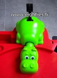 Années 80, Eighties.fr, 80's, hippo, hippos gloutons, glouton, jeu, jeux, hippopotames, billes, souvenirs, nostalgie, trentenaires, jeunesse, enfance