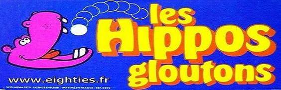 Années 80, Eighties.fr, 80's, hippo, hippos gloutons, glouton, jeu, jeux, hippopotames, billes, souvenirs, nostalgie, trentenaires, jeunesse, enfanc