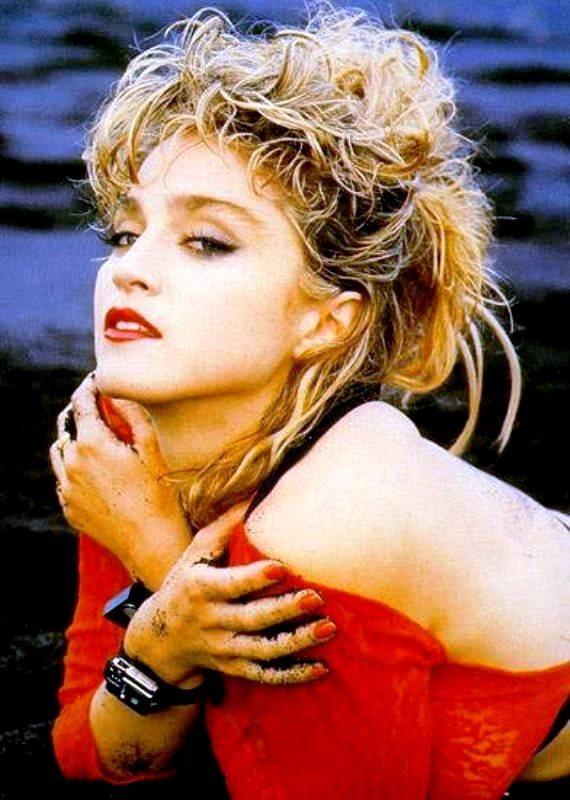 Madonna Album Photos Des Annees 80 Eighties