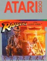 Jeu Indian Jones Atari VCS 2600 des années 80