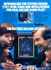 ANNEES 80, 80's, eighties, retrogaming, vectrex, MB, console, jeu, jeux, vidéo, nostalgie,