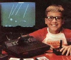 Publicité Atari VCS 2600 des eighties