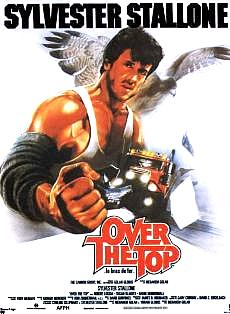 Années 80, 80's, eighties, Film, Over the top, Sylvester Stallone, camion, bras de fer, comédie, 1987, movie,