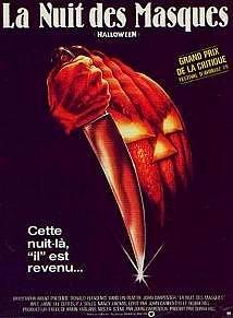 Affiche Halloween La nuit des masques