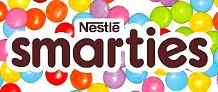 Annees 80, 80's, eighties, Bonbons des annees 80, Smarties, Nestlé, Collection, images du cirque, tubes, boites, bus smarties, nostalgie, souvenirs,