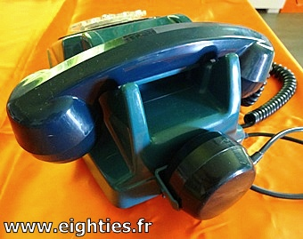 Années 80, 80's, eighties, téléphone, années 70, 70's, téléphone SOCOTEL, combiné, technologies, souvenirs, nostalgie