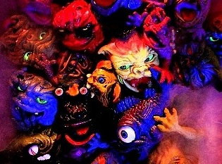 les boglins monstres marionnettes des annees 80