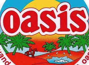 Oasis boisson orange jus de fruit des années 80