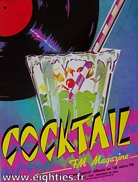 Publicité Cocktail FM Magazine